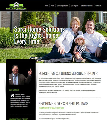 Orlando Mortgage Broker